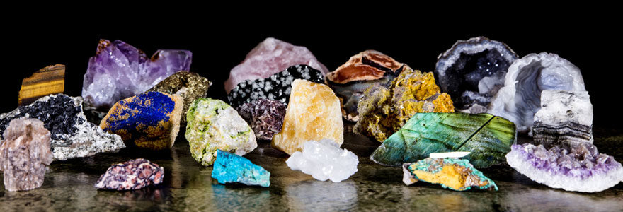 La lithothérapie pierres précieuses