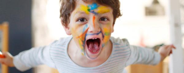 enfant hyperactif